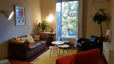 Photo for 73m² apartment with terrace of 16m²