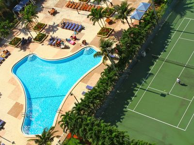 Photo for 2 Bedroom Pool View @ Ocean Reserve Condo OR204