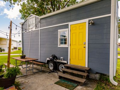 Photo for 1st Tiny House!  Minutes from SANIBEL and Fort Myers Beach
