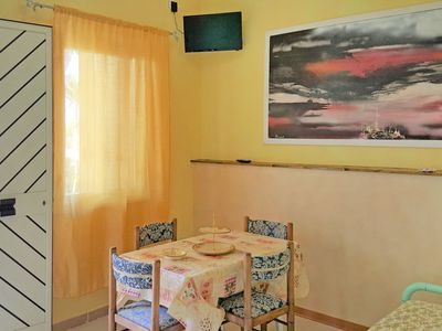 Photo for Apartment Dependance in Capo Vaticano - 4 persons, 2 bedrooms