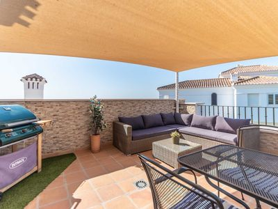 Photo for MURCIA VACATIONS Penthouse Apartment La Torre Golf Resort MO431