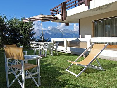 Photo for Apartment Hauts De Nendaz B OP in Nendaz - 6 persons, 3 bedrooms