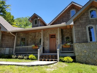 Photo for Banner Elk Vacation Rental with Spectacular Mountain View