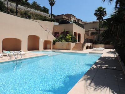 Photo for Villa with communal pool in Sainte Maxime - Villa 2 Rooms 4 people