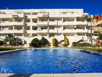 Photo for Beautiful Three Bedroom Apartment with Lift and Sea Views