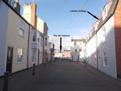 Photo for LOBSTER COTTAGE, family friendly in Brewers Quay Harbour, Ref 994351