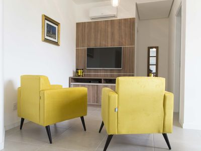 Photo for Cozy Flat for Couples, 50m to the Beach