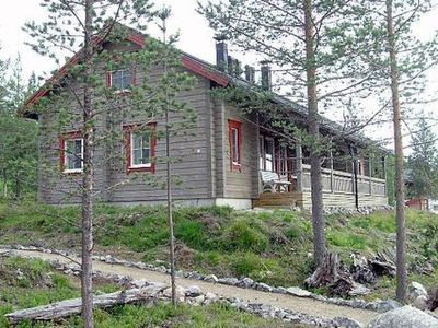 Photo for Vacation home Lustola b in Sodankylä - 8 persons, 3 bedrooms