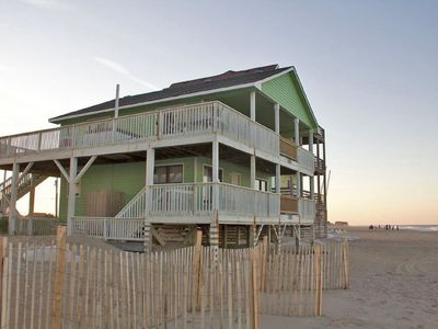 Rodanthe Pier Waves Vacation Rentals House Rentals More Vrbo