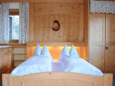 Photo for Comfort Double Room up to 3 persons - Alpbacher Gästehaus Gratlspitz