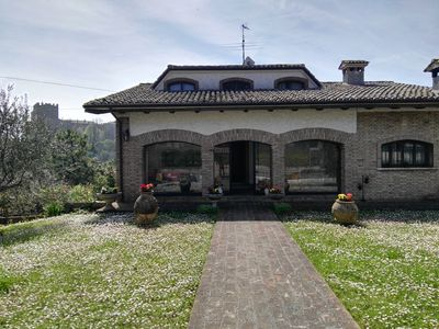 Photo for Villa Mery, Holiday house in the hills of the Rimini Riviera, with private pool
