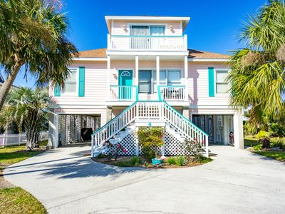 Photo for Five Bedroom Oceanview Home, Kid Friendly, Beautiful Sunsets