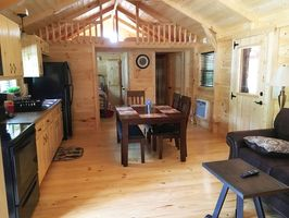 Photo for 2BR Cabin Vacation Rental in Kenna, West Virginia