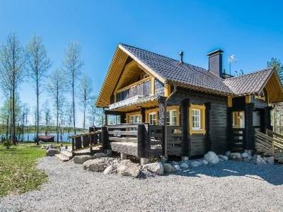 Photo for Vacation home Runopuro  in Rautalampi, Pohjois - Savo - 6 persons, 2 bedrooms
