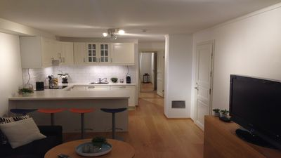 Photo for Cozy basement apartment near central Oslo