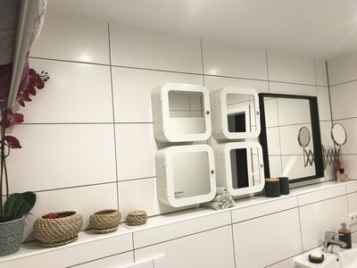 Photo for Apartment - whole accommodation- 45km from Frankfurt