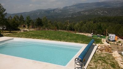 Photo for 2BR Villa Vacation Rental in Cuges Les Pins, Provence-Alpes-Côte d'Azur