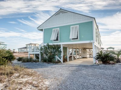 Photo for Sandy Bottoms! Beach Front! Best Beach! 140 Rave Reviews!