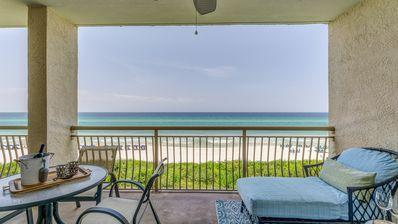 Photo for High Pointe Resort 30A Gulf Front Seacrest Beach Luxury Condo + 2 Bikes + Pool
