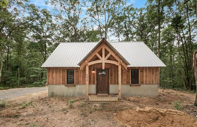 Photo for Plum Nelly Cabin, On Lookout Mountain by Cloudland Canyon State Park.  50% Down To Reserve.