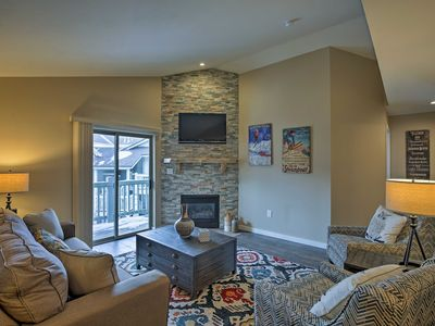 Photo for Renovated Frisco Condo Mins From Skiing w/Hot Tub!