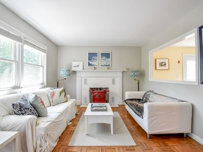 Photo for #301: Your dream location - Walk to historic downtown Wellfleet! Dog Friendly!