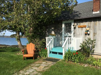 Photo for Your very own idyllic panoramic view, lobster boats, kayaking, sunrises, private