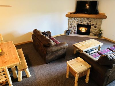 Photo for Beautiful Villa at Grand bear lodge. Near starved rock. Sleeps up to 10.