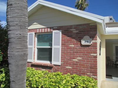 Photo for Horizons West #A-6 Siesta Key 2 Bedroom Villa Close to the Beach