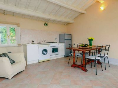 Photo for Apartment Gemma di Sant'Elena in Morro d'Alba - 4 persons, 1 bedrooms