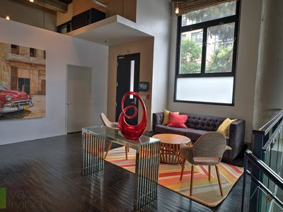 Photo for LA Loft - 3b/3bth - in the heart of it all!