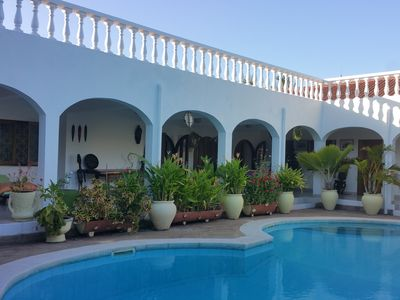 Photo for Seaside Breeze Villa- 3 Bedrooms- Private Pool 156M from the Beach