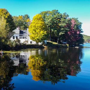 Photo for Inviting Country Victorian on the Lake in Historic Harrisville