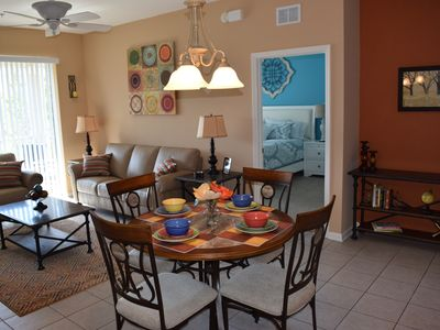 Photo for Windsor Hills 2 Bedroom Condo, Close To Disney, Gated Community