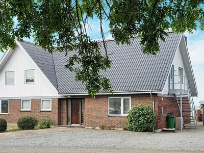 Photo for Quaint Apartment in Hasle with Barbecue