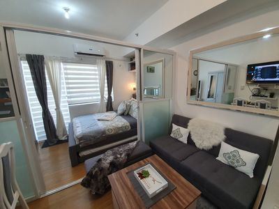 Photo for 1BR Condo Vacation Rental in Taguig City, Taguig