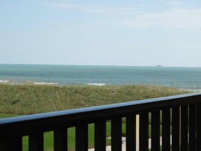 Photo for OCEANVIEW 2 BEDROOM 205 AT COCOA BEACH CLUB!