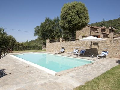 Photo for 3BR House Vacation Rental in Cortona, Toscana
