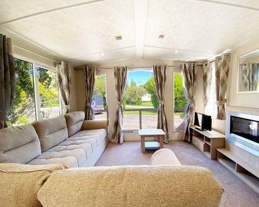 Photo for 32 Torino Super - 8 berth caravan in the Newquay countryside