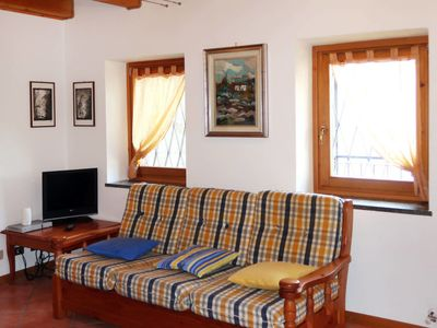 Photo for Vacation home Rustico (VTN851) in Valtellina - 4 persons, 2 bedrooms