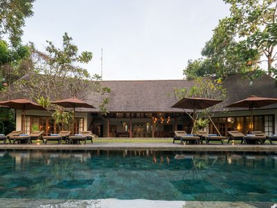 Photo for 7 Bedroom Tropical Villa in Canggu;