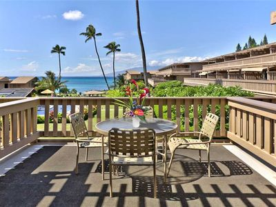 Photo for Remodeled Top Floor Unit with Ocean Views! Kahana Sunset D6.