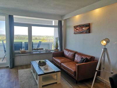 Photo for A14-10 - 3-room apartment - Panoramic - A14-10 - Fewo with panoramic views, west facing, 500m to the beach