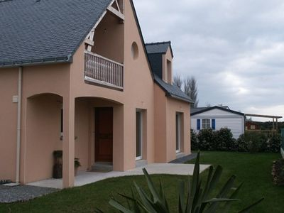 Photo for LOCATION DAMGAN House + 90m2 with enclosed garden, Morbihan, Brittany
