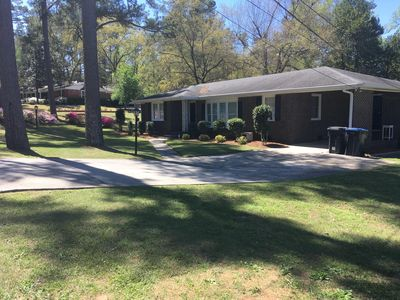 Photo for Masters Rental less than one mile from Augusta National Golf Club