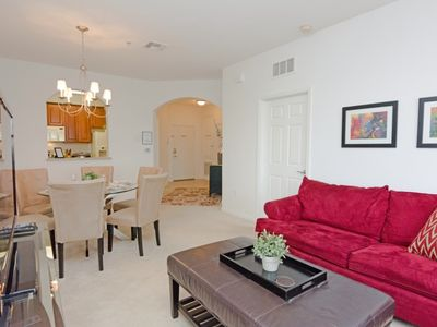 Photo for Fantastic 3beds Condo in Vista Cay Resort, 1 Mile from Universal!