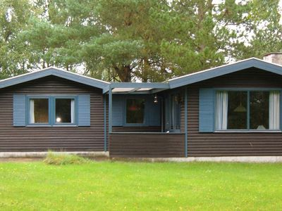 Photo for Winsome Holiday Home in Hojslev with Terrace