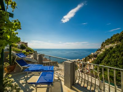 Photo for Casa Anastasia Positano - Sea view