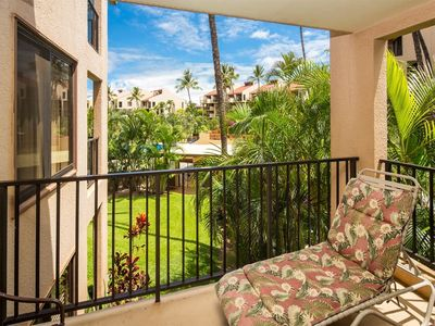 Photo for Casual+Homey w/Kitchen Update, Tile Floor, Washer/Dryer, WiFi–Kamaole Sands 6210