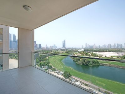 Photo for Breathtaking Golf Course View Newly Furnished 3BR